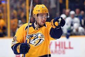 Viktor Arvidsson Signs Deal With Predators