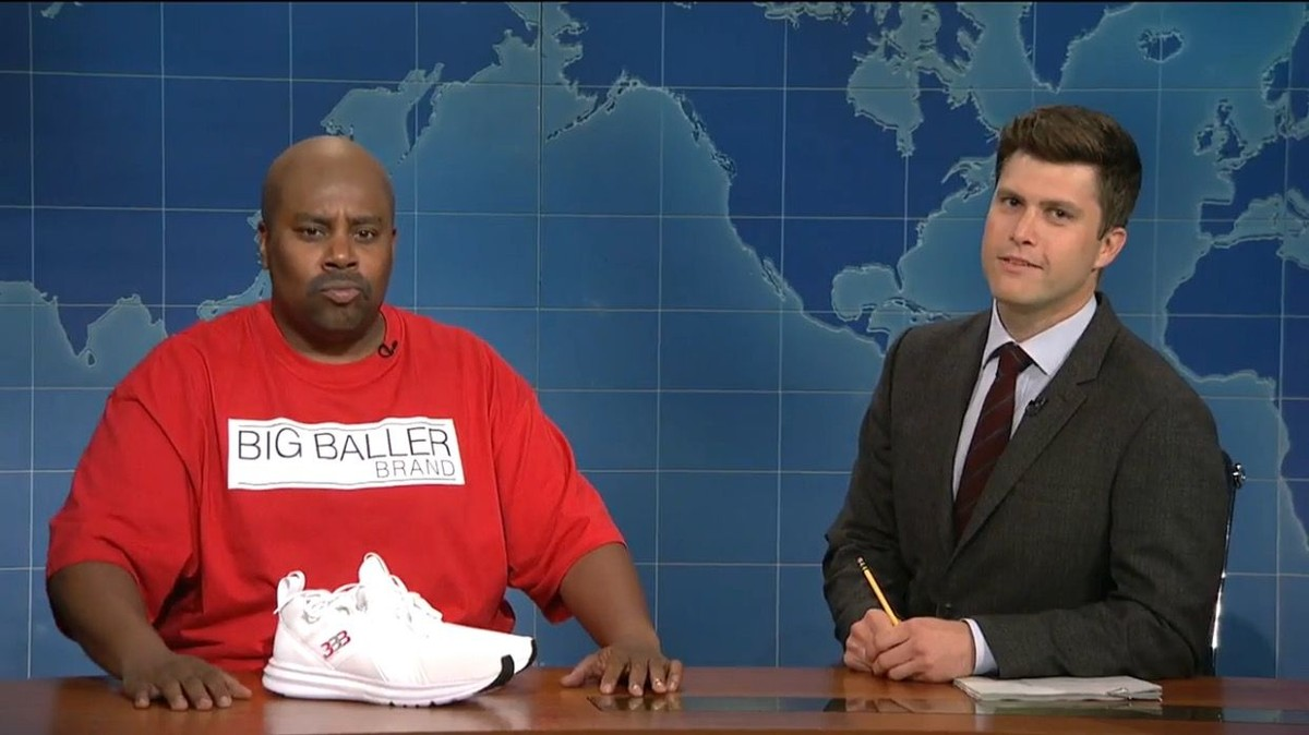 VIDEO: Kenan Thompson does hilarious impression of LaVar Ball on SNL